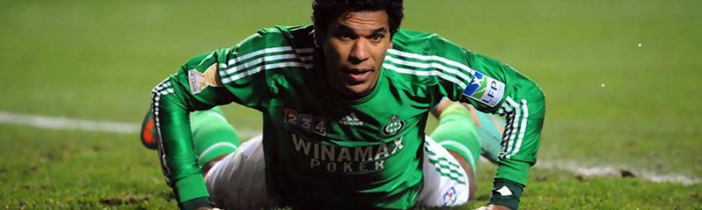 L'attaquant Brésilien avait loupé deux énormes occasions avant de quitter le terrain sans serrer la main de son coach