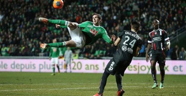 Benjamin Corgnet décisif face à Valenciennes (L'Equipe)