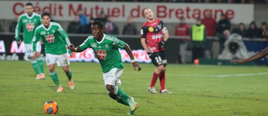 Par ce 0-0 les Verts restent à la 4ème place de la Ligue 1