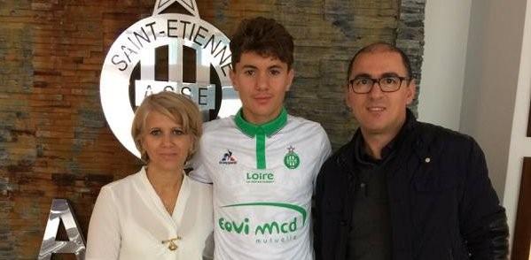 U16 : Un gardien stéphanois de plus en sélection