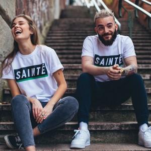 T-shirt Sainté