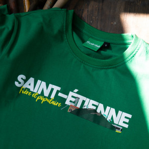 T-shirt Saint-Étienne...